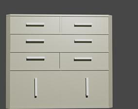 wood 3d drawer
