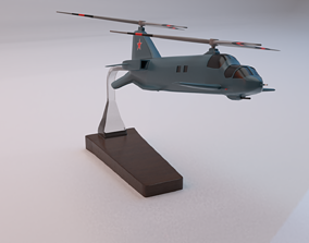 Kamov V-50 Toy Version 3D