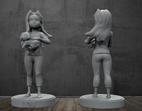 Lou - BD 3D printable model