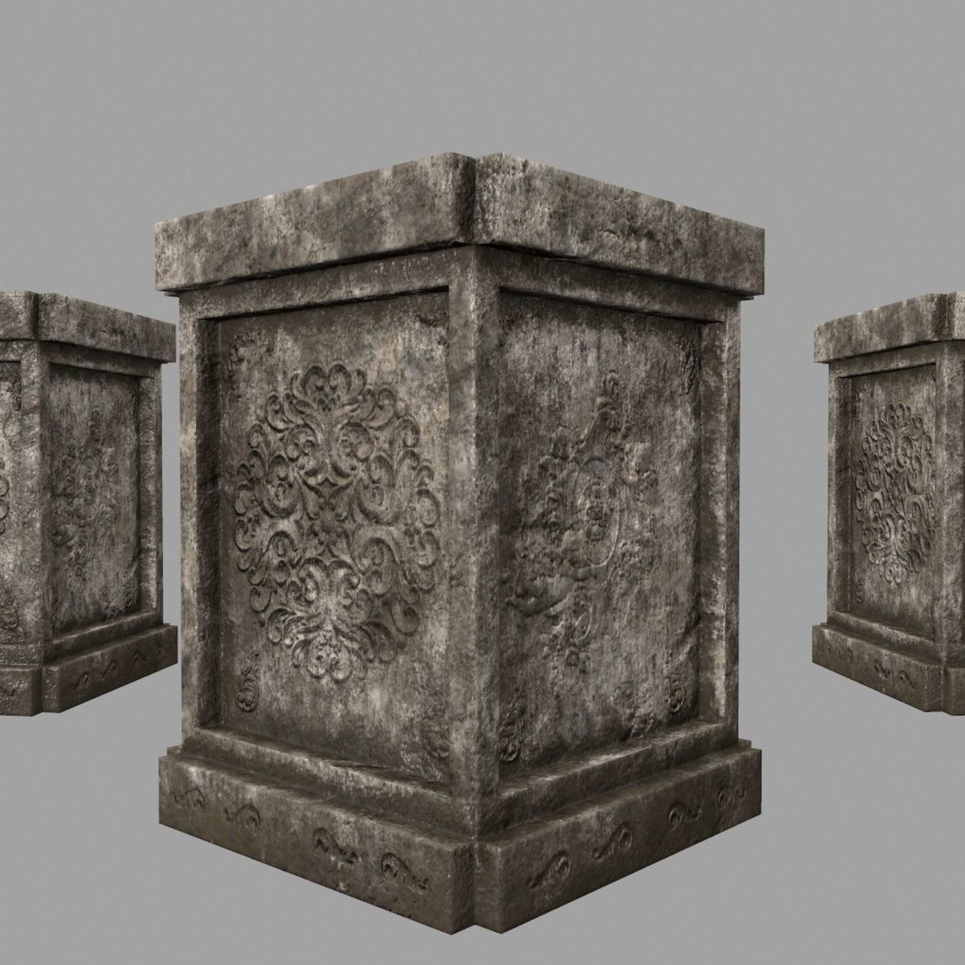 tombstone set