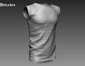 3D Zbrush Shirt