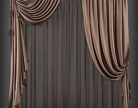 Curtain 3D model 106