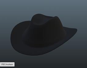 Fedora 3D model
