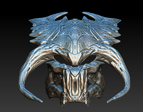 3D Predator minotaur Bio mask