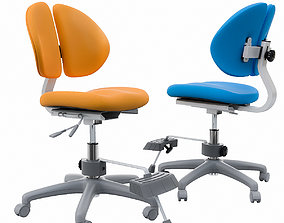 Orthopedic Chair Duo Kid 3D