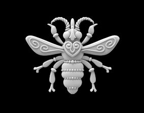 3D print model bee insect