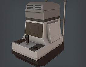 Keratometer 3D model