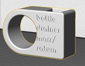 Resin Bottle Drainer 3D printable model
