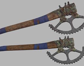 zombie killer 3D model