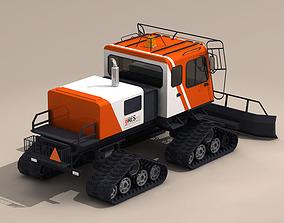 3D model Snowcat1