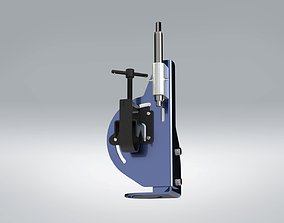 Device Tube Notching 3D model
