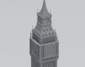Big Ben hi 3D