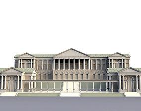 3D model Variants of a classic building