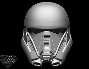 Star Wars Death Trooper helmet 3D print model