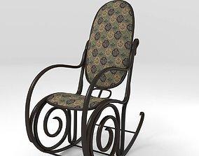 Rocking Chair 3D rocking-chair