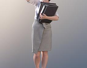 Svenja 10516 - Sorting Business Woman 3D model