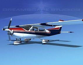 Cessna 177 FG Cardinal V03 3D model