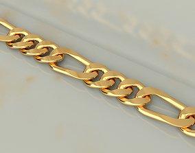 Miami Cuban Chain Necklace or Bracelet 1