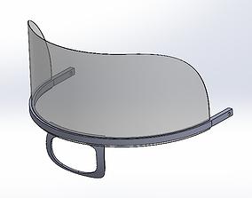 3D print model CUBRE BOCAS DE PLASTICO