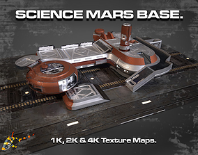 science 3D MARS BASE