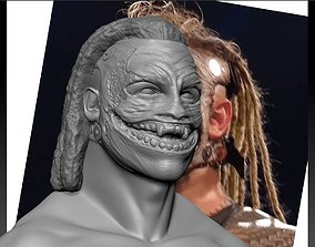 WWE Fiend Bray Wyatt 3d print bust