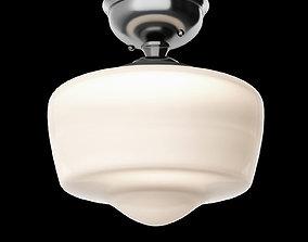 Minka-Lavery Semi Flush 2257-613 lamp 3D