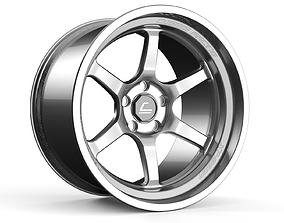 Cosmis XT-006R wheels 3D