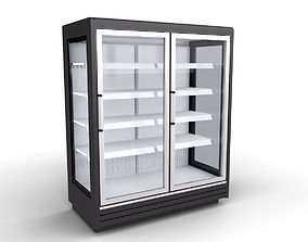 3D Carrier Velando frozen food cabinet
