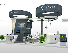 show Exhibition Stands 3D model