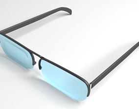 3D model Eyeglasses 6