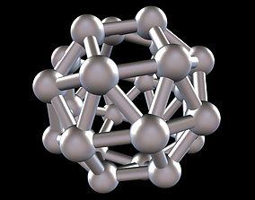 036 Mathart - Archimedean Solids - Snub 3D print model 4