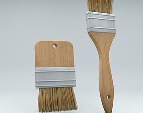 Paint Brushes Package 3D