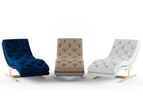 3D model Royce chaise