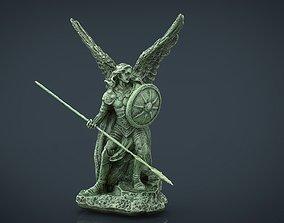 Saint Raphael the Archangel 3D model
