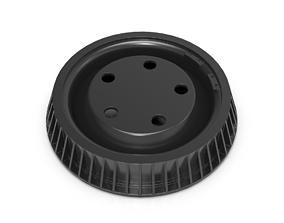 drum brake wheel 3D printable model