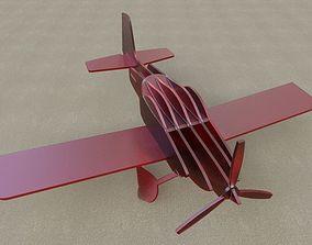Vans RV-7 Skeleton kit 3D printable model