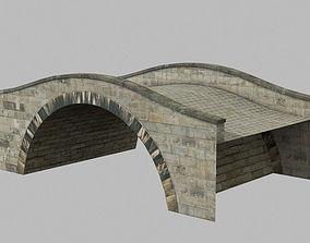 3D model Canal bridge 2