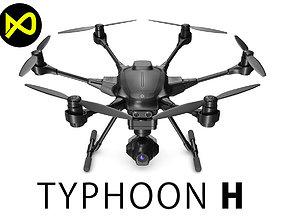Typhoon H Drone 3D