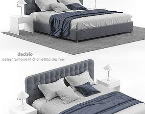 3D Dedalo bed by Desiree
