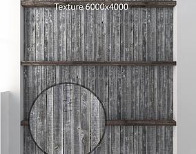 wooden ceiling 14 3D model