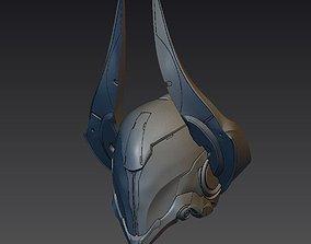 Destiny 2 Nezarecs Sin helmet 3D print model
