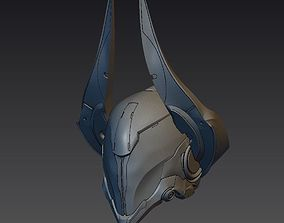 Destiny 2 Nezarecs Sin helmet 3D printable model