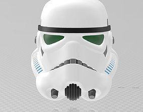 Star Wars Rogue One TK First Imperial 3D print model 1