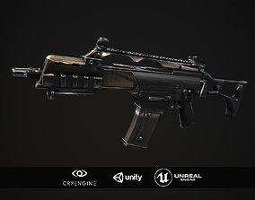 G36 3D asset