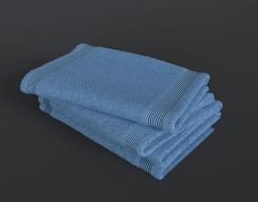 3D cloth Towels