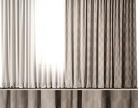 Curtain 60 3D model