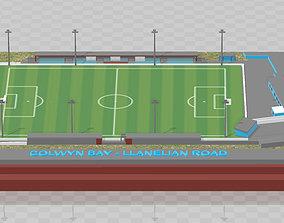 Colwyn Bay FC - Llanelian Road 3D printable model