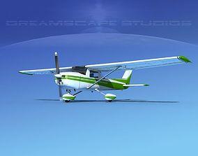 Cessna C152 Aerobat V08 3D