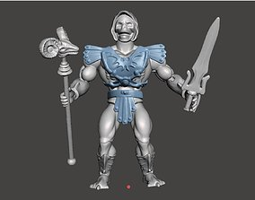 3D printable model SKELETOR MOTU ACTION FIGURE ORIGINS