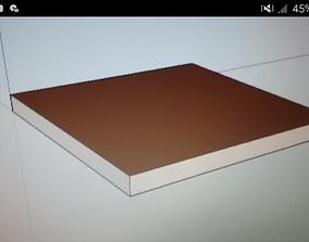 toast 3D print model